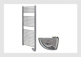 Ladder towel rail