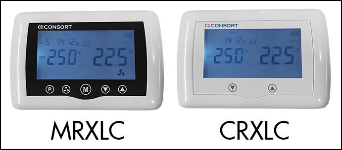 MRXLC and CRXLC controllers