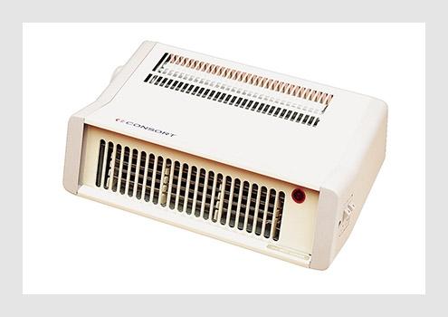 Fanfair portable fan heater