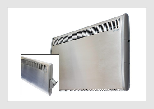 PLE stainless steel panel heater