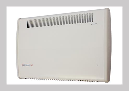 PLSTiRX fan heater