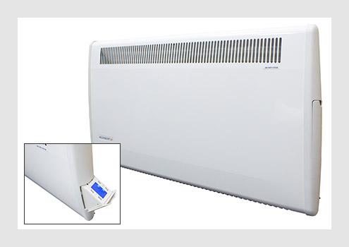 PLSTiE RF Slimline Fan Heaters with RF